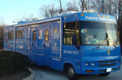 Pediatric Mobile Dental Unit