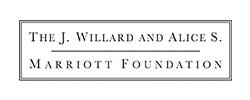 J. Willard and Alice S. Marriott Foundation logo