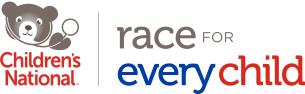 Children's National Race Logo