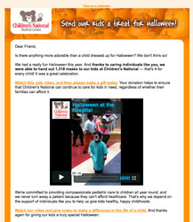 Manage My Email Subscriptions Children S Hospital Foundation