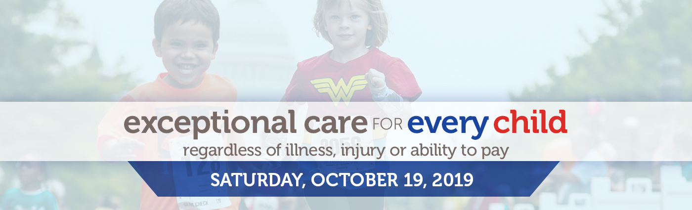 Exceptional Care for Every Child | Regardless of Illness Injury or Ability to Pay