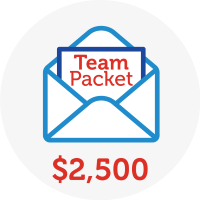 Team Packet - $2,500 Raised